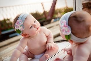 یادگیری کودک در 6 ماهگی