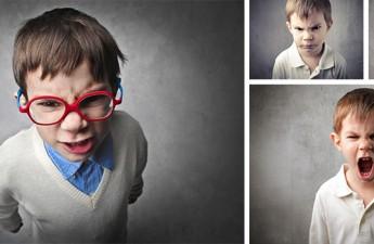 چگونه پرخاشگری کودکان را مهار کنیم؟