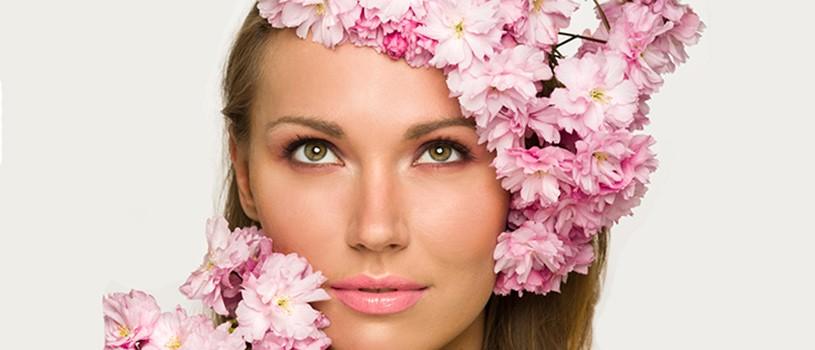 چگونگی مراقبت از پوست و مو در بهار