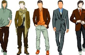 اینفوگرافیک: راهنمای لازم برای لباس پوشیدن آقایان