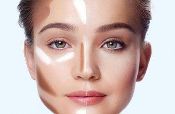 با آرایش به روش کانتورینگ، زیبایی خود را دو چندان کنید