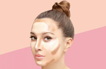 راهنمای تصویری آرایش کامل صورت