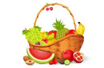 اینفوگرافیک: ۱۵ میوه برای پاک سازی بدن