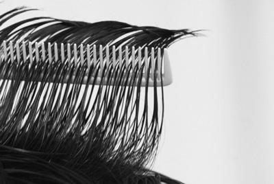 بلند نگه داشتن مو