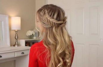 موهای خیس خود را همزمان با خشک کردن حالت دهید
