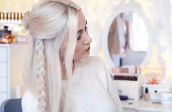 آموزش ۱۵ مدل موی عروسکی ویژه تعطیلات