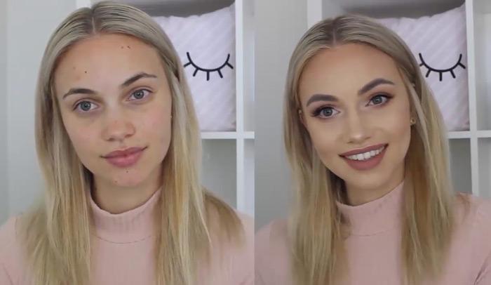 آموزش ترفندهای آرایش حرفهای صورت