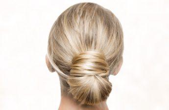 با سادهترین راه بستن مو در پشت سر آشنا شوید