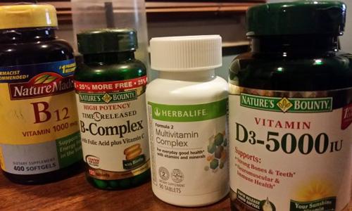 برای خستگی و کسالت عمومی از مولتی ویتامینها استفاده کنید