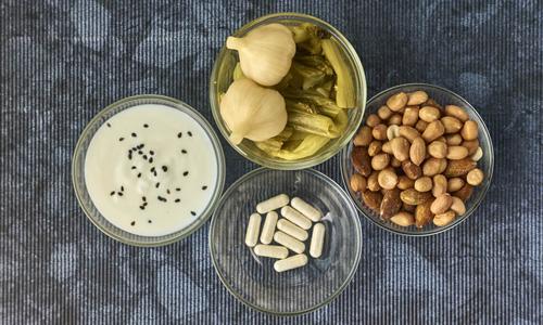 همراه پودرهای مکمل پروتئین از غذاهای پروبیوتیک استفاده کنید