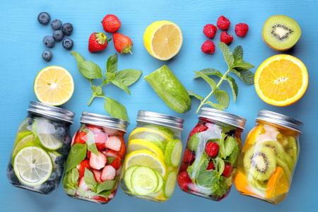 آب آشامیدنی خود را طعمدار کنید