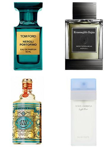عطرهای مناسب مسافرتهای تابستانی