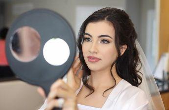 آموزش آرایش صورت مخصوص روز عروسی