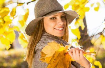۶ قانون برای مراقبت از پوست در شروع فصل پاییز