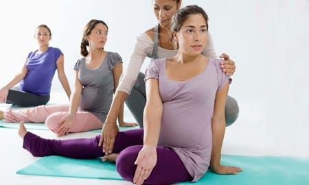 ورزشهای بی خطر در دوران بارداری