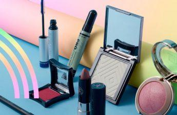 ۷ پیشنهاد غیرمنتظره برای استفاده از رنگهای رنگینکمان در آرایش