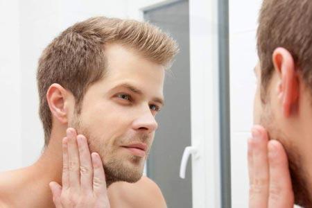 اصول اولیه برای استفاده از ماسک صورت آقایان
