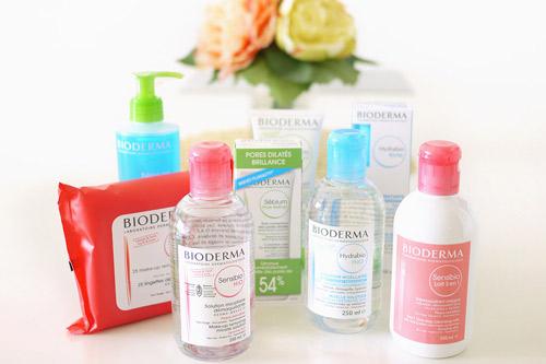 پاک کننده آرایش برای انواع پوست