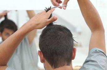 چطور موهای کوتاه را اصلاح کنیم؟