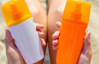 کرم ضد آفتاب شیمیایی بخریم یا فیزیکی؟