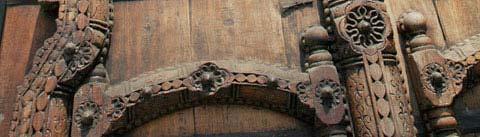 شرقی چوبی