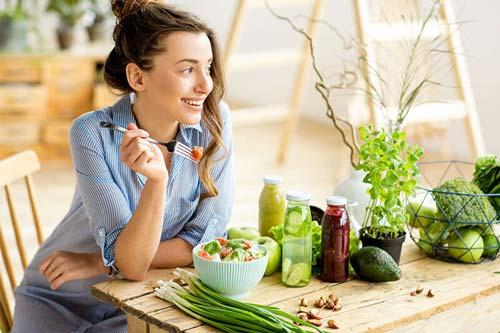 رژیم غذایی یک روش درمانی