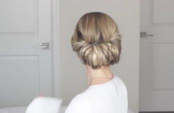 آموزش مدل موی ساده و جمع، اما شیک