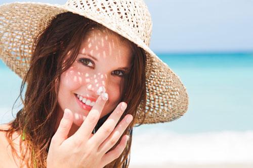 جلوگیری از ایجاد لکهای پوستی
