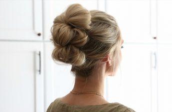 آموزش یک مدل موی بستهی شیک