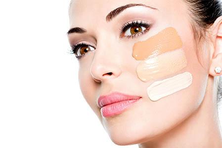 بهترین کرم پودر برای زیرسازی آرایش پوست چرب