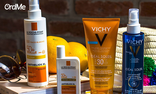 برای انتخاب کرم ضد آفتاب سراغ برندهای معتبر و باکیفیت بروید.
