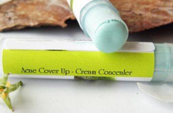 کاربرد کانسیلر سبز و روش استفاده از آن