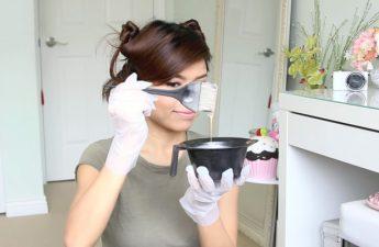 آموزش ترفندهای رنگ کردن مو در منزل با استفاده از کیت رنگ مو