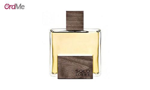 ادو تویلت سولو لووه سدرو، بهترین عطر مردانه برای پاییز