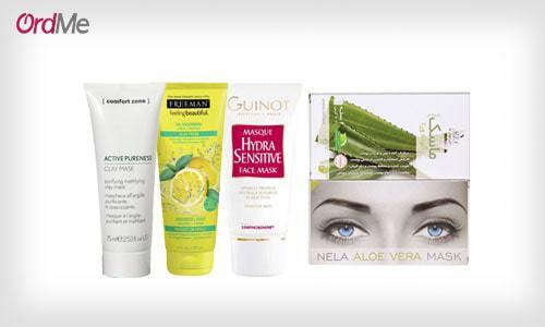 ماسک برای رفع عارضه های پوست حساس