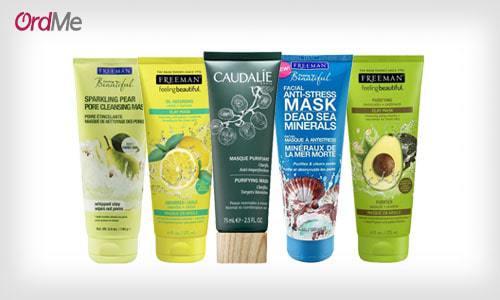 ماسک برای رفع عارضه های انواع پوست