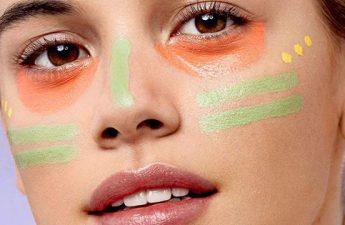 کاربرد انواع کانسیلر رنگی با توجه به عارضه های پوستی چیست؟