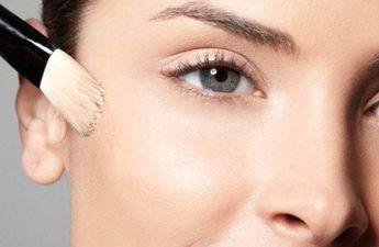 بهترین روش پوشاندن موهای نازک صورت در آرایش چیست؟