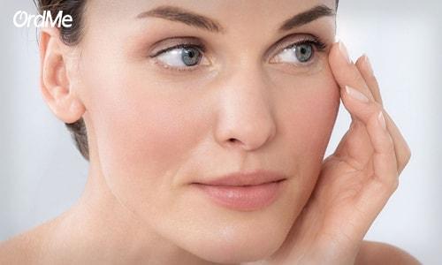 پوست دور چشم ۱۰ بار از صورت نازک تر است