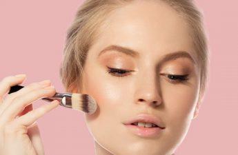 راه های جلوگیری از خراب شدن کرم پودر در آرایش صورت