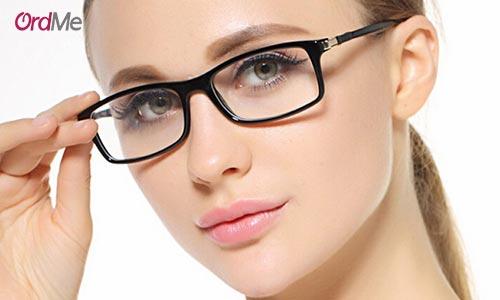 خط چشم در آرایش مخصوص عینکی ها