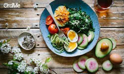 توجه به تغذیه سالم برای خوشبو ماندن