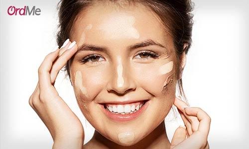 کانسیلر مناسب برای پوست های بی عیب و نقص