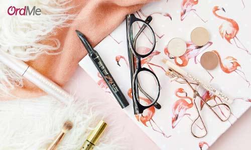ترفندهای آرایش چشم مخصوص عینکی ها