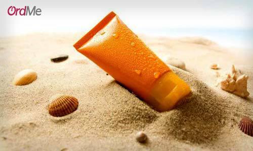 بهترین روش استفاده از ضد آفتاب