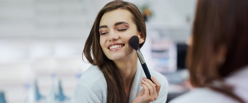 کاربردهای پنکیک در آرایش صورت