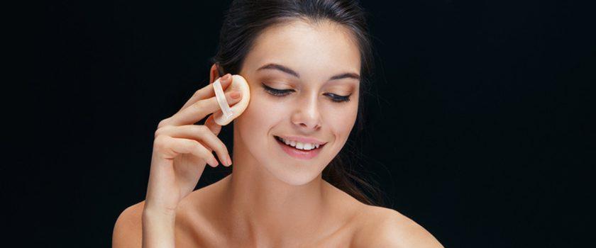 عوارض استفاده از پنکیک پودری غیر استاندارد روی پوست