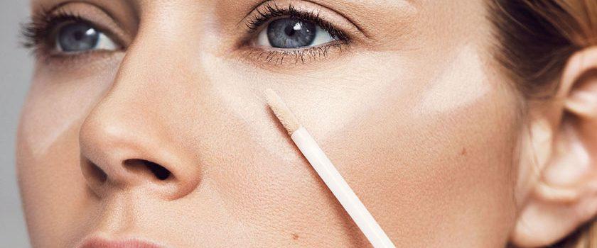 آرایش صورت با کانسیلر مناسب با نوع و نیاز پوست شما