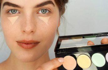 روش های استفاده از کانسیلر برای پوشش عارضه های پوستی