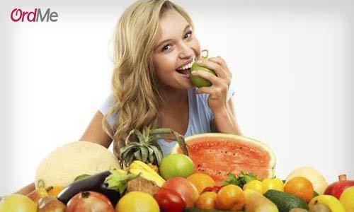 ماسک میوه و خوردن میوه برای مراقبت از پوست در هوای سرد